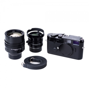 Leica MP 70th Black Paint Edition 광복 70주년