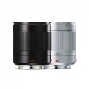 Leica Summilux-TL 35mm f/1.4 ASPH., silver anodized finish