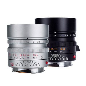 [매입] Leica Summilux 50mm f/1.4 ASPH 6bit (Silver/Black)