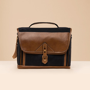 [포그] Last waltz Satchel Bag