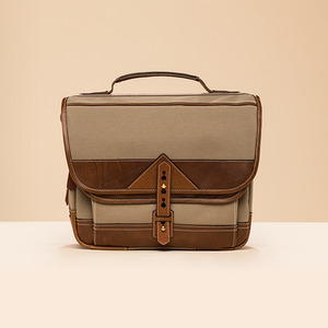 [포그] B-sharp Satchel Bag