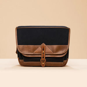 [포그] B-minor Satchel Bag