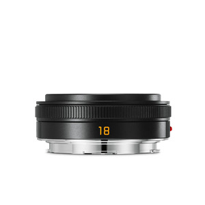 Leica ELMARIT-TL 18mm f/2.8 ASPH Black