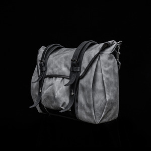 [WOTANCRAFT] TROOPER INTERIOR MODULE SHOULDER BAG - Vintage grey - L
