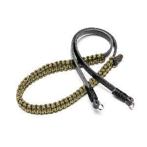 [COOPH] Leica Paracord Strap Olive x Black [예약판매]