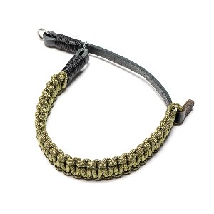 [COOPH] Leica Paracord Hand Strap Olive x Black [예약판매]