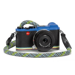 Leica CL 'Paul Smith' Edition