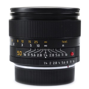 [중고] R 50/1.4 Summilux E60 (Black)