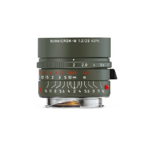 Leica Summicron-M 28mm f/2 ASPH Edition 'Safari'